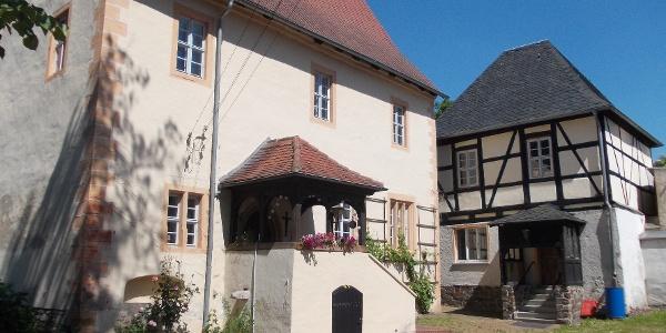 Pfarrhof in Cronschwitz