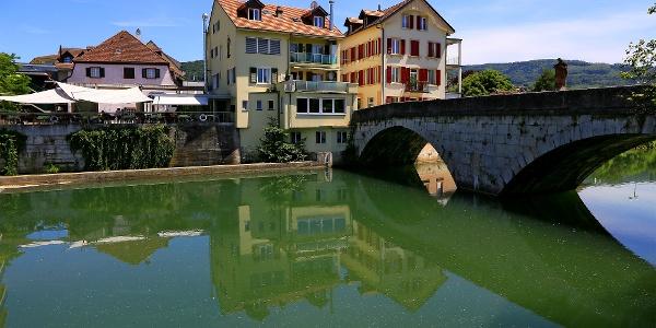Nepomukbrücke Dornach.
