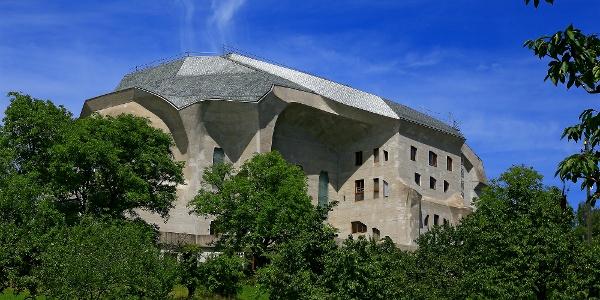 Goetheanum Dornach.