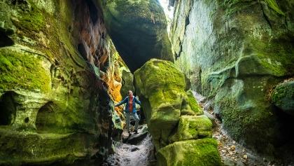Teuflisch schöne Felsenwelt