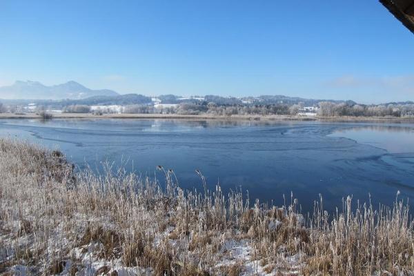 Winter am Irschener Winkel