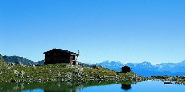 Tiefrastenhütte