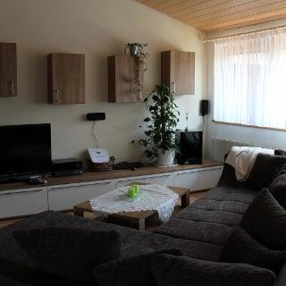 Wohnzimmer Fewo Lana