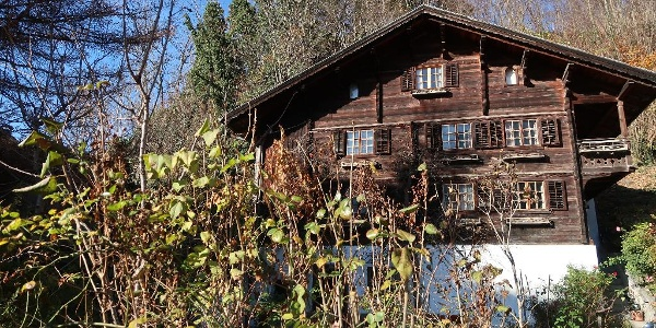 Wohnhaus im Tobel