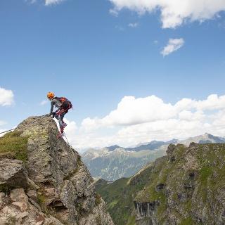 Klettersteig Madrisella