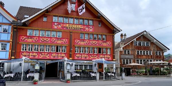 Hotel Säntis Appenzell.