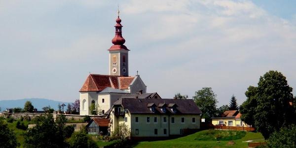 Kirche St. Oswald bei Plankenwarth