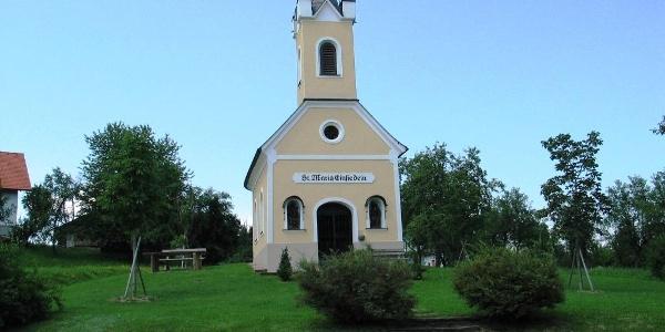 Kapelle Maria Einsiedeln in Pichling bei Mooskirchen