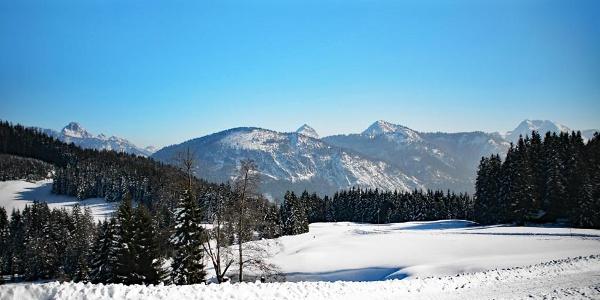 Alpe Stubental Ausblick