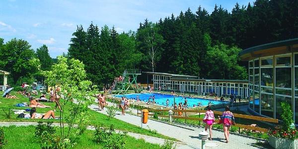 Waldbad Adorf
