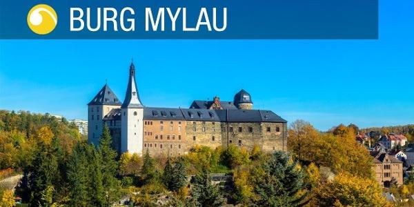 Burg Mylau   Burgen in Sachsen   Schlösserland Sachsen