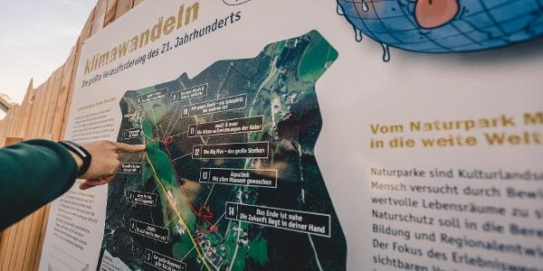 "Erlebnisweg ""klimawandeln"" im Naturpark Mürzer Oberland"