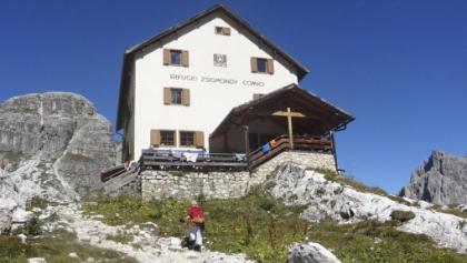Südtirol, Zsigmondy Hütte