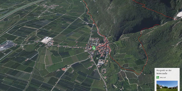 Klettersteig in Südtirols Süden: Fennberg Klettersteig