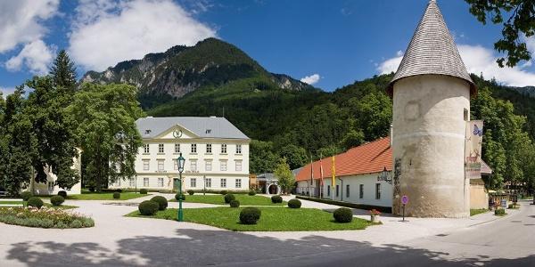 Schloss Reichenau (Copyright: Marktgemeinde Reichenau)
