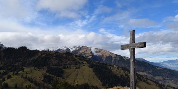 Aussichtspunkt Pizalun