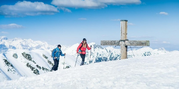 Gipfel Spirzinger 2066m