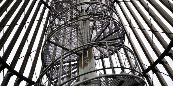 Turm auf der Bistumshöhe