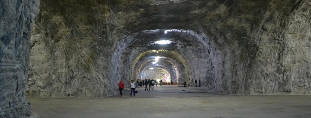 Târgu Ocna Salt Mine