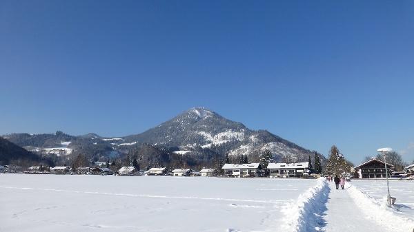 Winterwandern Laurentiusrundweg