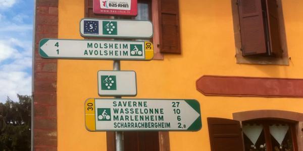 Soultz-les-Bains (Am Rastplatz)