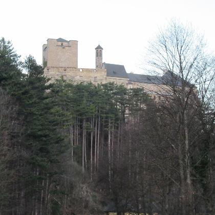 Burg Stixenstein bei Sieding