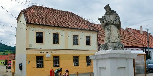 Dolní Věstonice muzeum