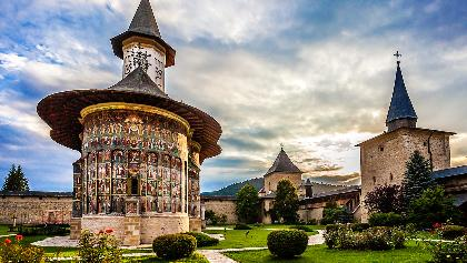 Mănăstirea Suceviţa
