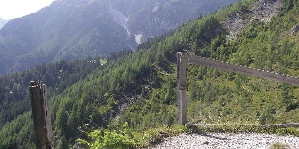 Innsbrucker Almenweg nach Fulpmes