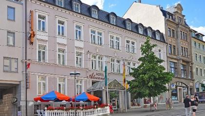 Außenansicht Hotel Alexandra