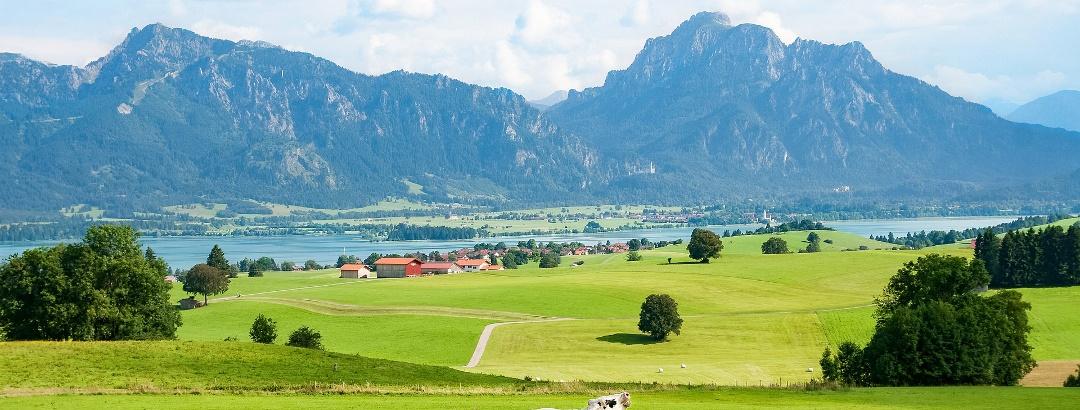 Panorama Ostallgäu