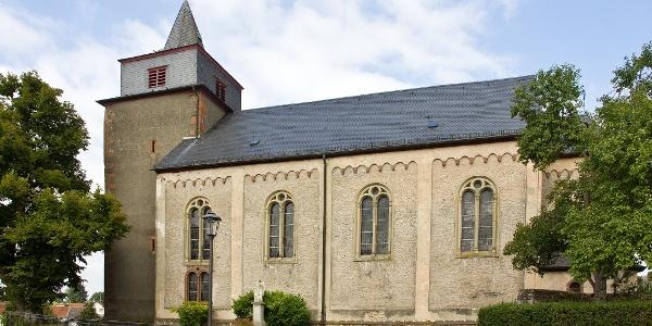 Kirche St. Willibrord in Laufeld