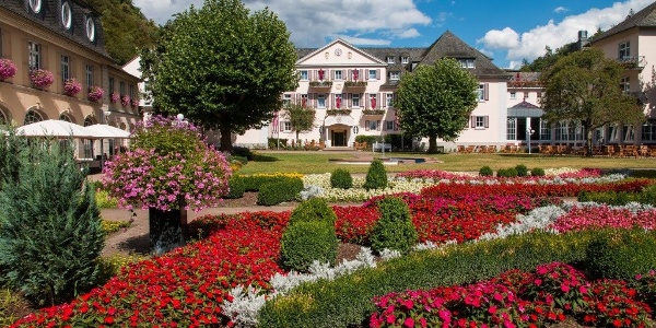 Bad Bertrich - Kurgarten