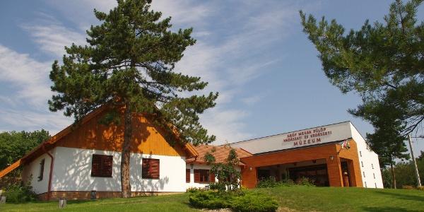 A Gróf Merán Fülöp Vadászati és Erdészeti Múzeum Csákberényben