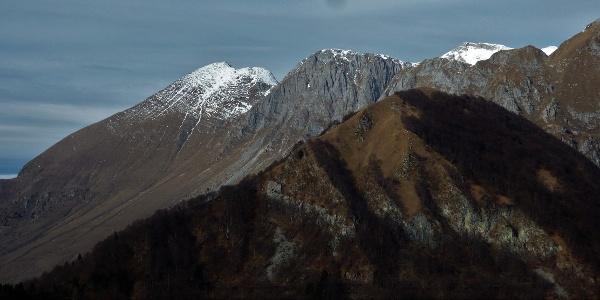 Views of Mt. Krn