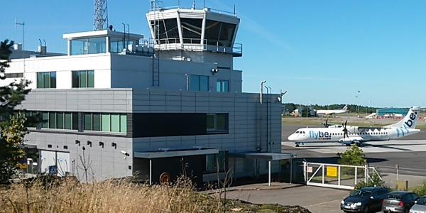 Turku Airport Turun Lentokentta Lentoasema Outdooractive Com