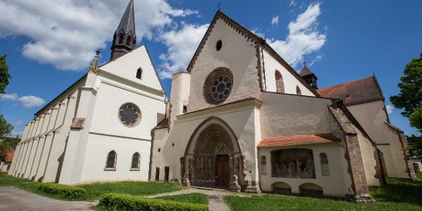 Klášter Porta Coeli v Předklášteří