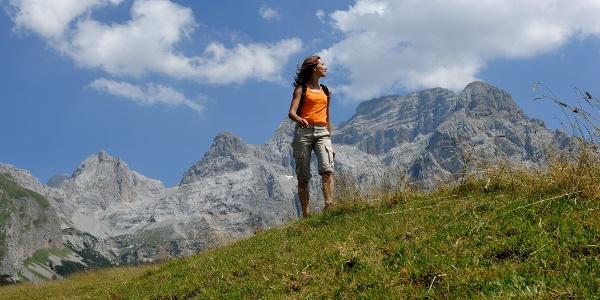 Trekking in Val Algone, nel cuore del Parco Naturale Adamello Brenta