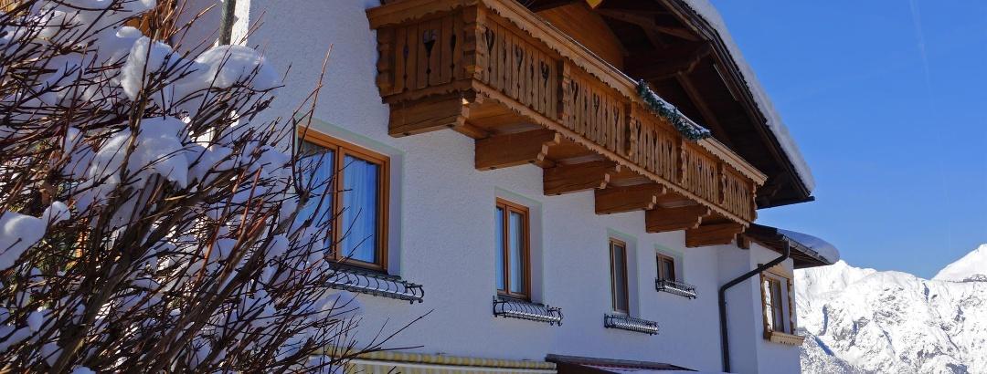 Pension Alpenblick Tulfes Skiurlaub in Tirol