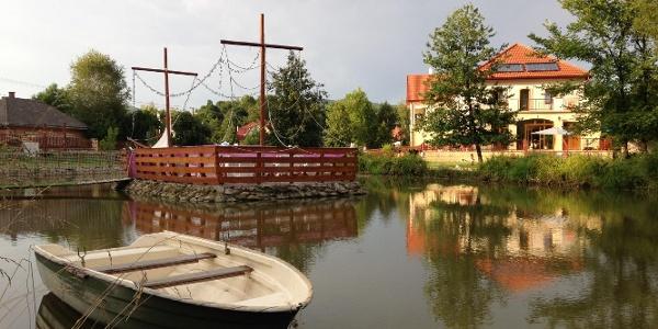 Aranybánya Panzió Családi Öko-Kalandparkja Telkibányán