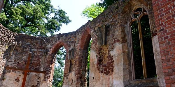 A salföldi kolostorrom gótikus ablakívei