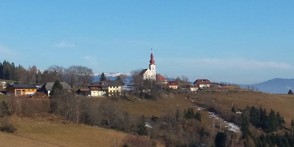 Ansicht Kirche Gunzenberg