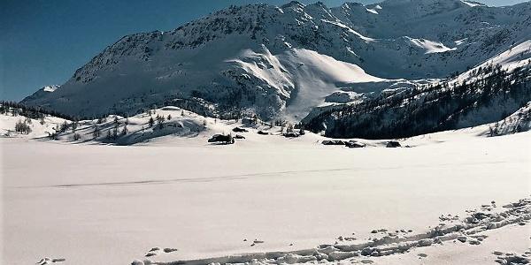 Winter Simplon