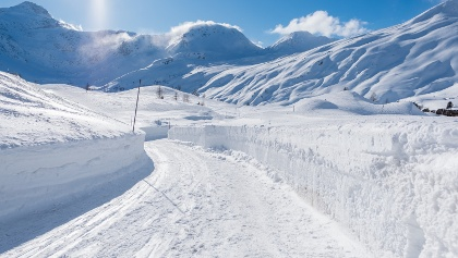 Escursioni invernali Sempione