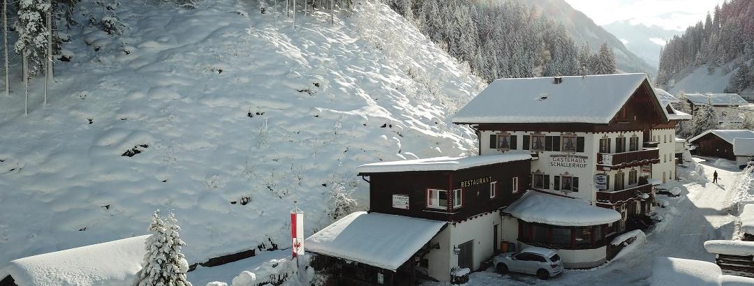 Ausenansicht winter winter 2