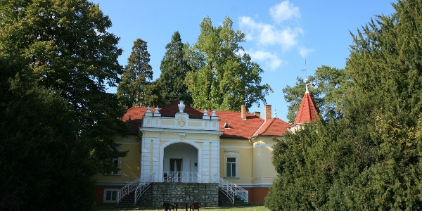 A Nádasy-kastély ma szociális otthon