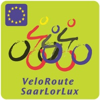 Logo VeloRoute SaarLorLux