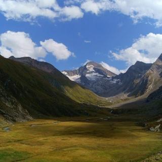 Tauferer Ahrntal in Südtirol