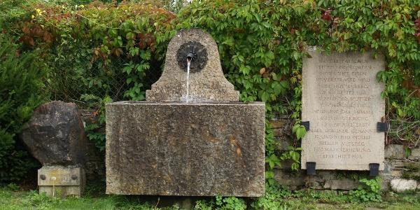 Brückl, Römerbrunnen