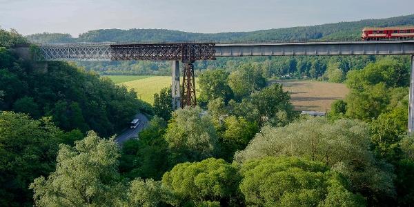 Železniční most Ivančice